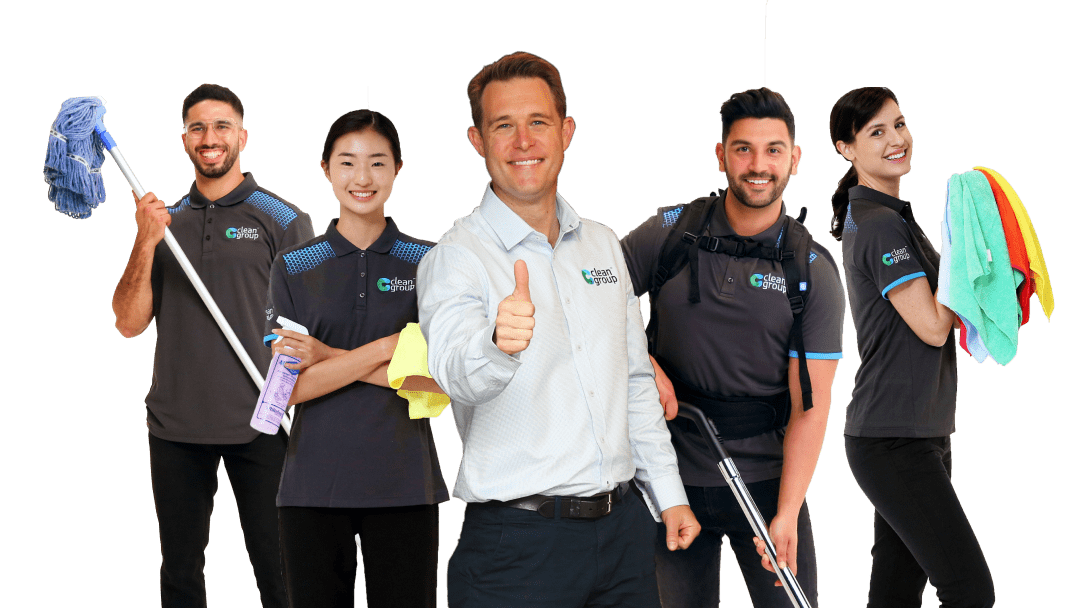 Commercial Cleaning Botany
