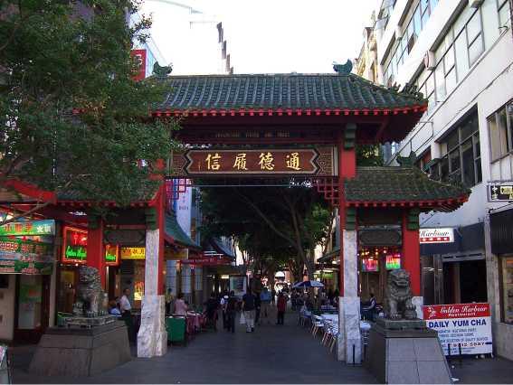 Chinatown-NSW