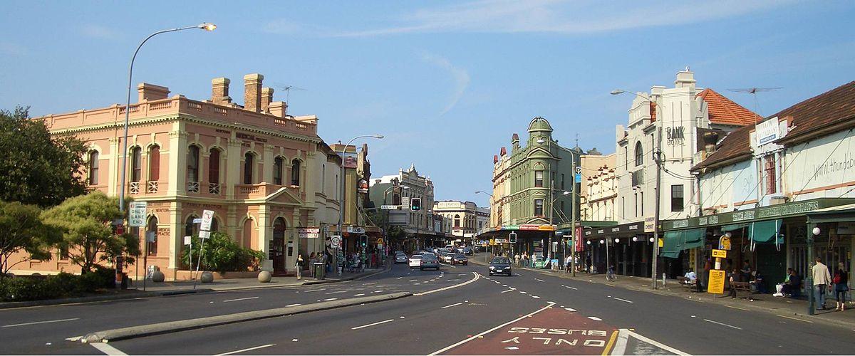 Newtown-NSW
