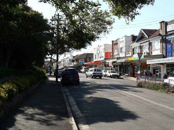 Roseville-NSW