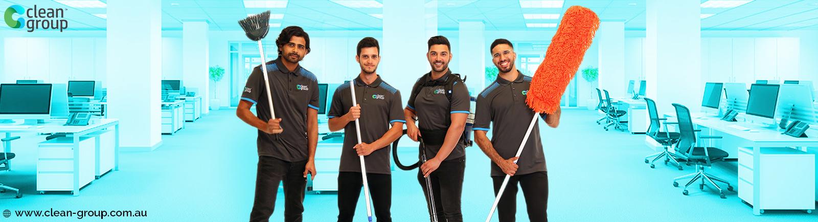 Clean Group Team