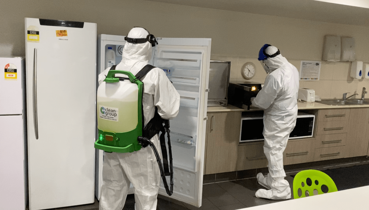Commercial COVID Cleaners Sydney NSW